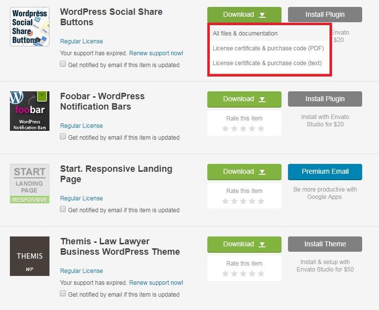 318$ vertės dovanos iš ThemeForest: WordPress, WooCommerce ir Opencart šablonai bei įskiepiai 2